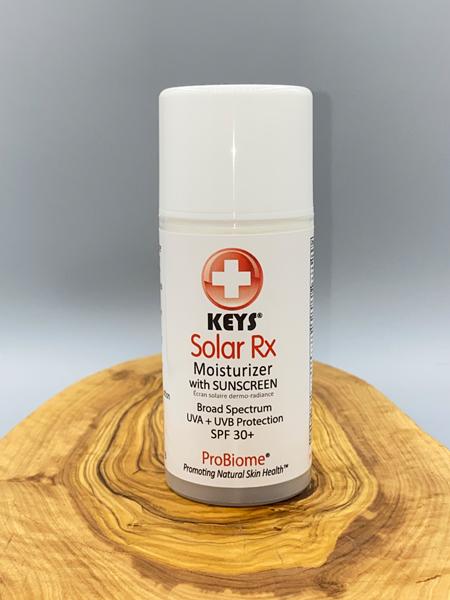 EWG Sunscreen Report 2021 Ranks Keys® Solar Rx Safest Everyday Sunscreen