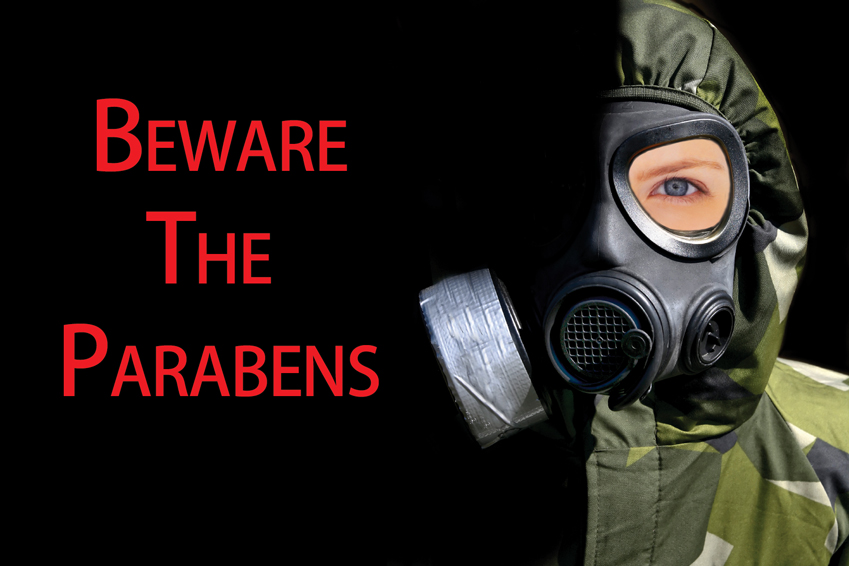 Parabens – They Are Everywhere & A Concern