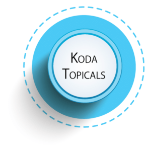KODA Dog Topicals