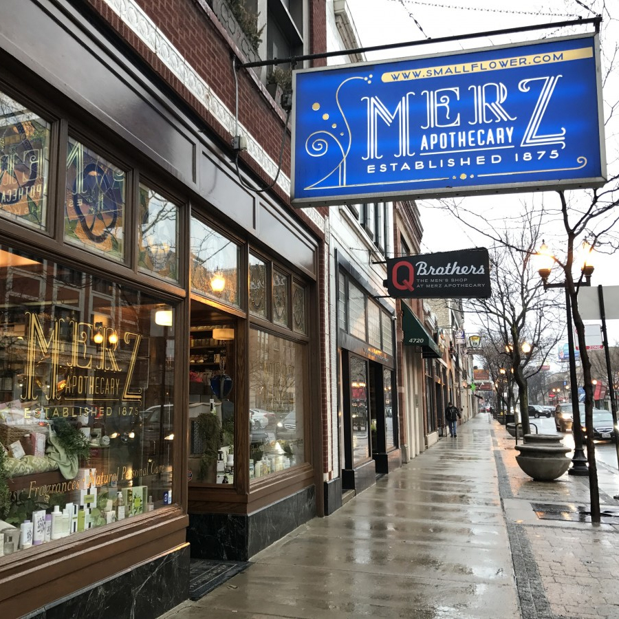 Merz Apothecary, Chicago – Keys Partner for 12 Years
